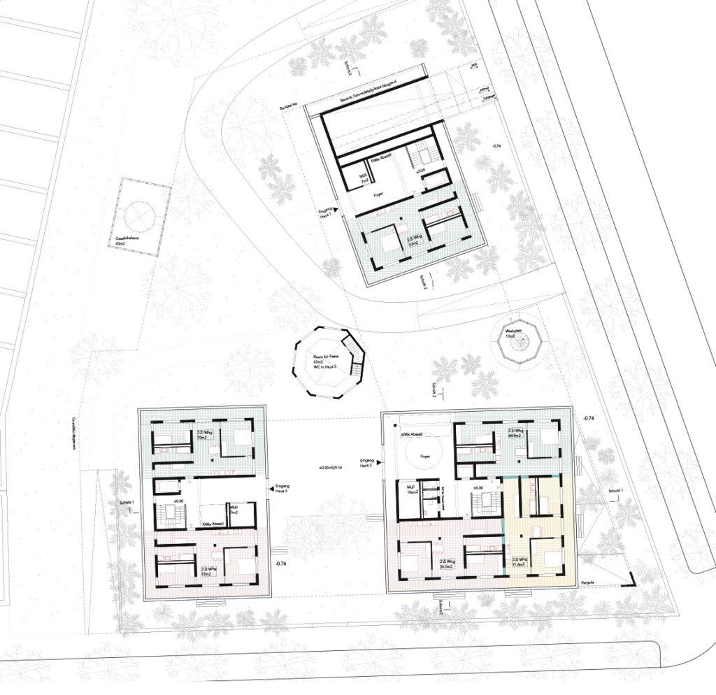 kooperative-grossstadt-wettbewerb-freiham-freihampton-erdgeschoss-giorno-architektur